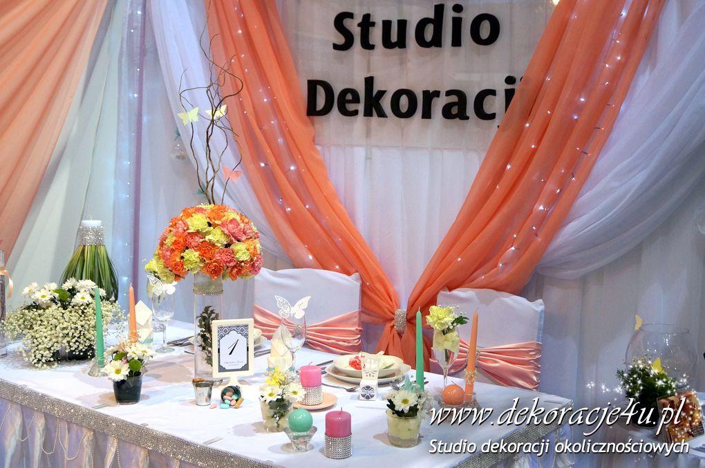 Vii Podkarpackie Targi ślubne Wedding Live Rzeszów Dekoracje4u