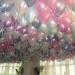 Dekoracje weselne balony