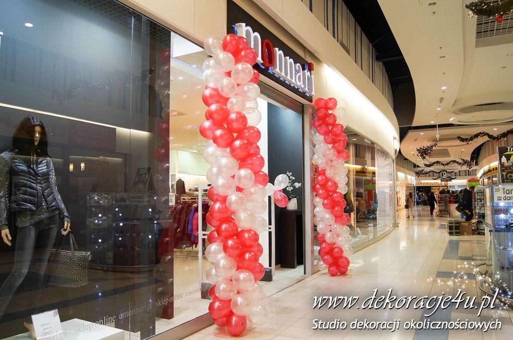 Urodziny Monnari Rzeszow - Dekoracje balonowe