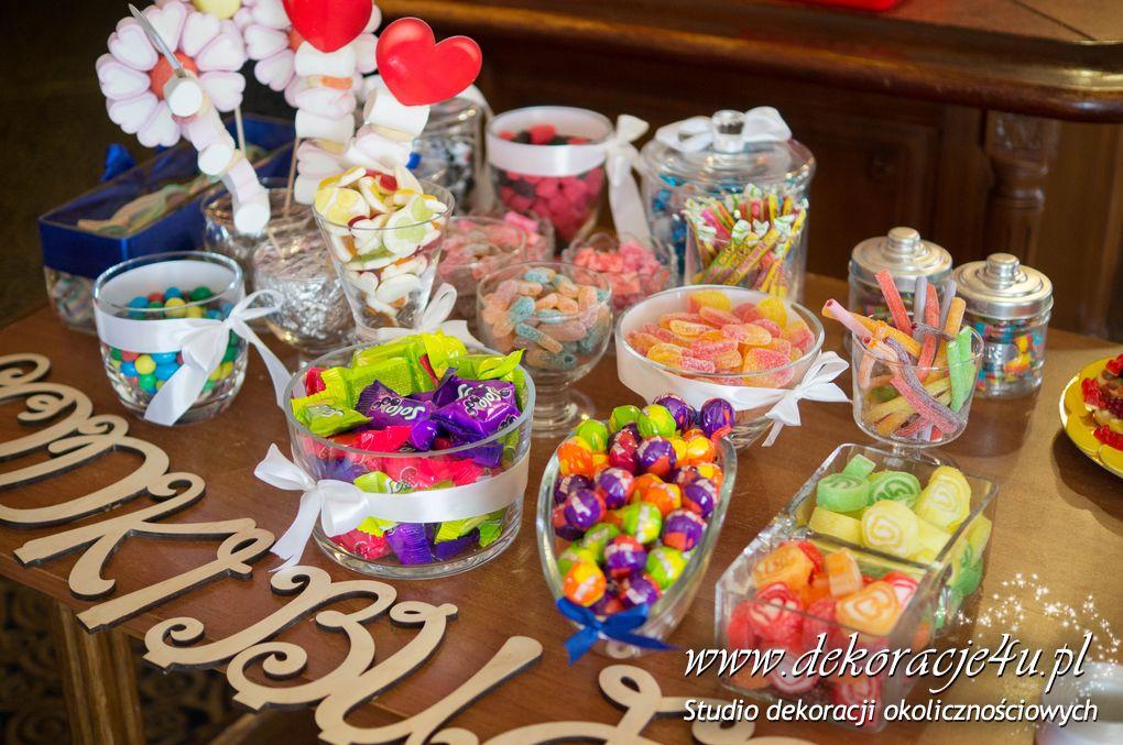 Candy Bar w Nowy Dworze Swilcza