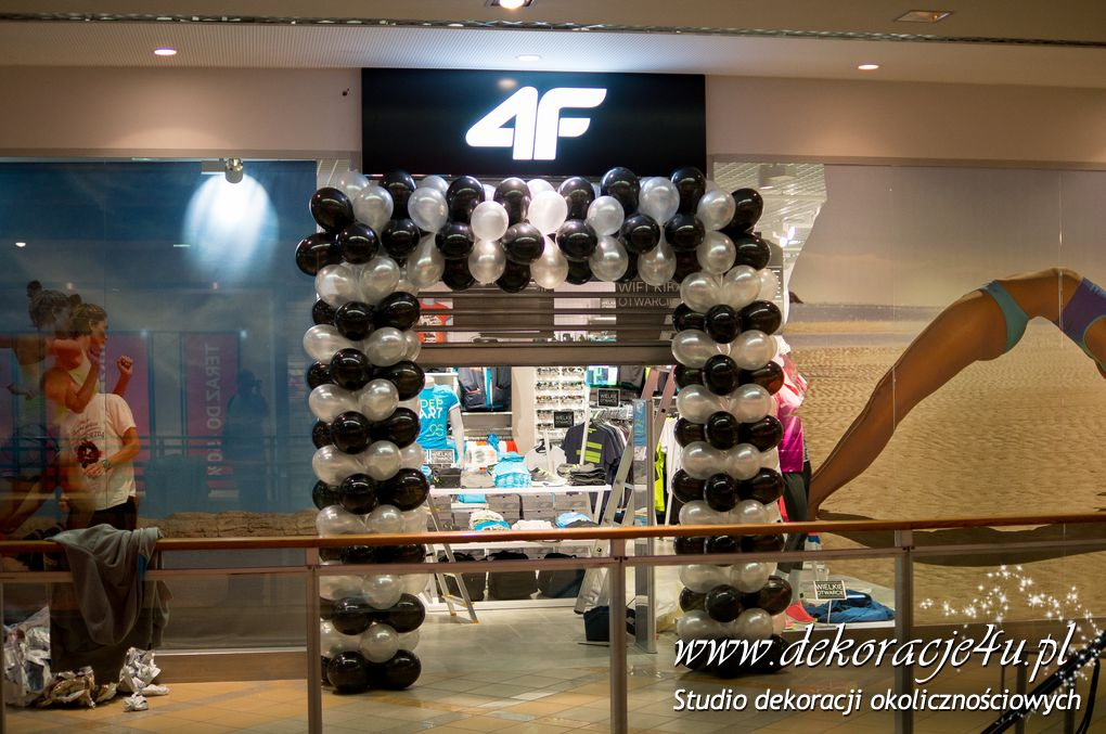 Otwarcie sklepu 4F w Debicy