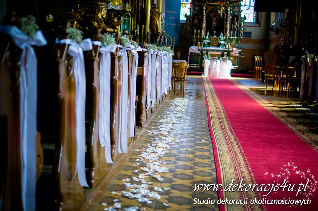Dekoracja kościoła – Albigowa, Parafia p.w. Narodzenia Najświętszej Maryi Panny / 01.08.2015 ...