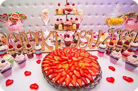 Oferta: Candy Bar, Słodki bufet + kawa